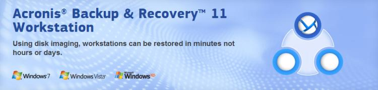 Disaster Recovery with Acronis